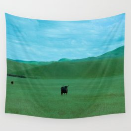 Keeping Distance Wall Tapestry
