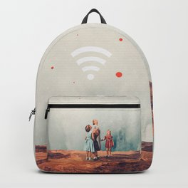 Wirelessly connected to Eternity Backpack