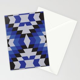 American Native Pattern No. 206 Stationery Cards