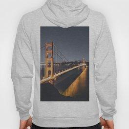 Golden Gate Glowing Hoody