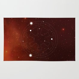 A Constellation for the Empire Rug
