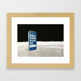 iMonolith one Framed Art Print