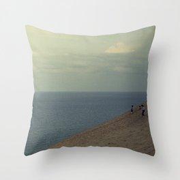 Tottori Seascape Throw Pillow
