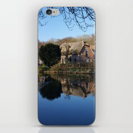 Dreamhouse Between the Blues iPhone Skin
