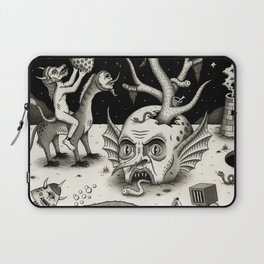 The Ways of the Wicked Laptop Sleeve