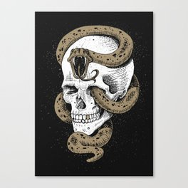 The Dark Mark of You-Know-Who Canvas Print