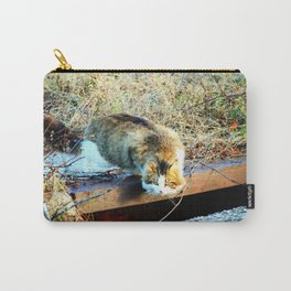 Looking For Mice Carry-All Pouch