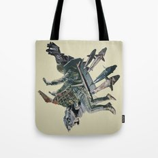 The Burden Tote Bag