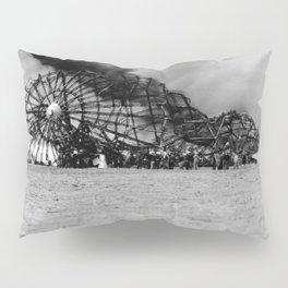 Zeppelin crash (Hindenburg) Pillow Sham