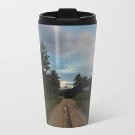 Beauty of a Mud Road Travel Mug
