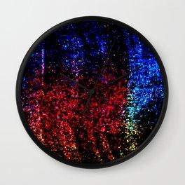 Abstractart : Mystery Wall Clock