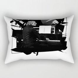 Franz Liszt - Piano King Rectangular Pillow