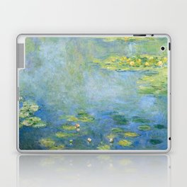 Water Lilies 1906 by Claude Monet Laptop & iPad Skin