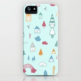 A PLACE BEYOND THE WOODS iPhone Case