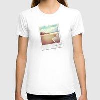 bali T-shirts featuring Bali beach 1983 by WAMTEES