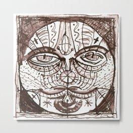 patchwork 011 Metal Print
