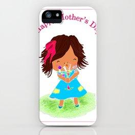 Claudia Marisa iPhone Case