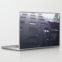 shameless Laptop & iPad Skins featuring Block by Tobias Bowman