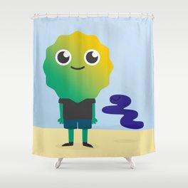 Jellyhead Shower Curtain