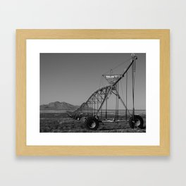 All We Need is Water Framed Art Print