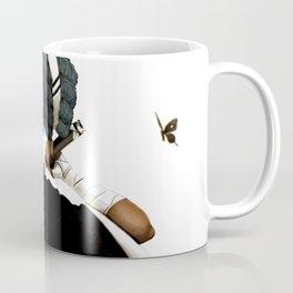Black Butterfly 1 Coffee Mug