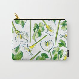 Aah, Lilies! Carry-All Pouch