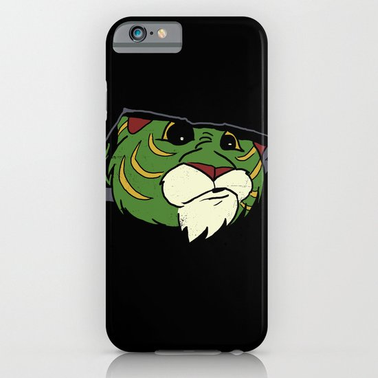 Ceiling Tiger iPhone & iPod Case
