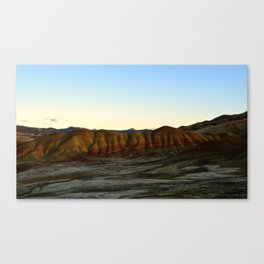 Painted Hills Oregon Canvas Print