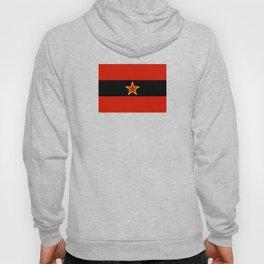 Civil Ensign of Albania, 1945-1992 Hoody