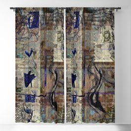 We Dig Complexity Blackout Curtain