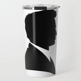 Johnny Cash Travel Mug
