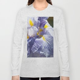 The love of the Iris by Teresa Thompson Long Sleeve T-shirt