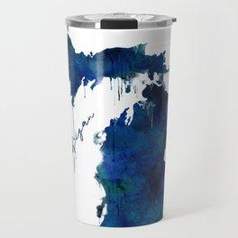 Michigan - wet paint Travel Mug