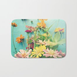 I Carry You With Me Into the World Bath Mat