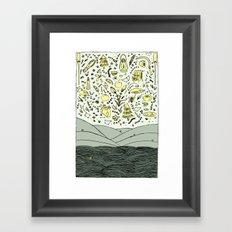 Ys Framed Art Print