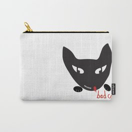 Bad Cat Bad Carry-All Pouch