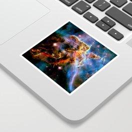 GAlAxY : Mystic Mountain Nebula Sticker
