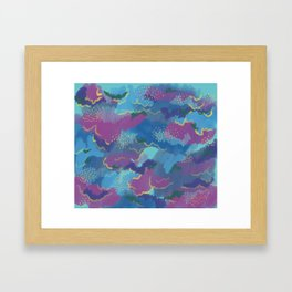 Flarble 56 Framed Art Print
