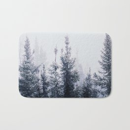 Waste a moment in the forest Bath Mat