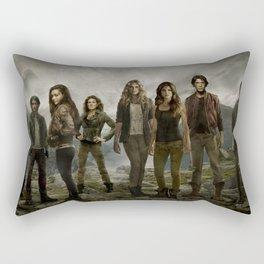 The 100 Rectangular Pillow