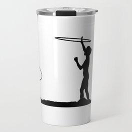 Hula Hoop Fun!! Travel Mug