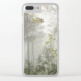 Dream forest. Sierras de Cazorla, Segura y Las Villas Natural Park Clear iPhone Case
