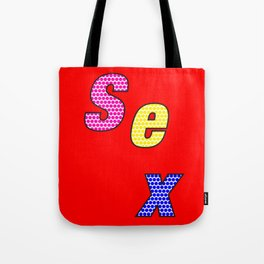 Sex – my 3 best Skills Tote Bag
