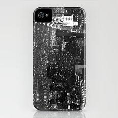 A Classic Dark Slim Case iPhone (4, 4s)