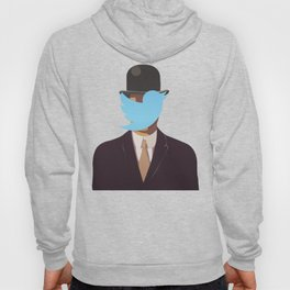 The Man with the Bowler Hat Hoody