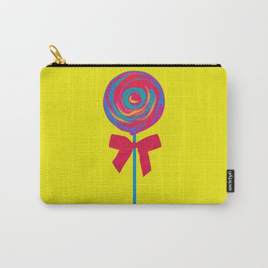 Bittersweet Candy Carry-All Pouch