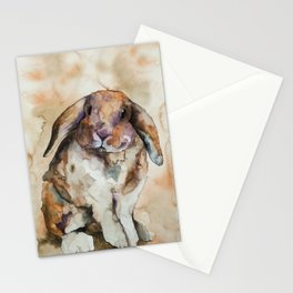 BUNNY #1 Stationery Cards