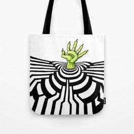 Ripplescape #1 Tote Bag