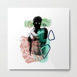 Joe NewDDOOD remix Metal Print