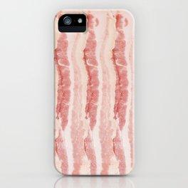 Bacon Strips Print Design iPhone Case
